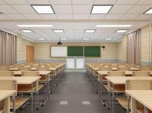 为预防青少年近视教室照明环境应严格按照国标执行江阴