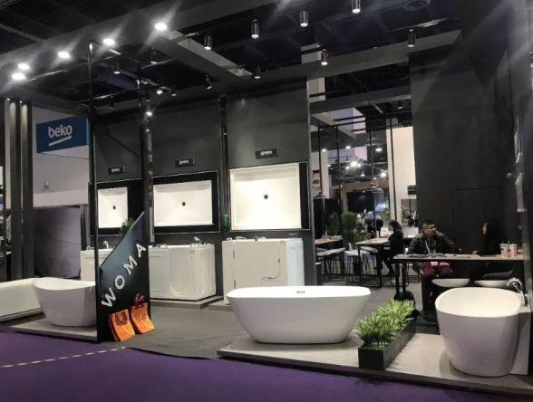 瑝玛卫浴携研发新品首次登上KBIS舞台,惊艳海外地区群众修整机