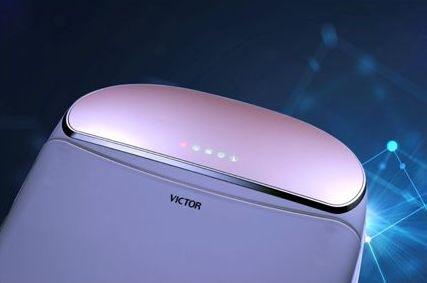 维可陶推出无水箱设计智能马桶,开启智能卫浴新时代胶带机